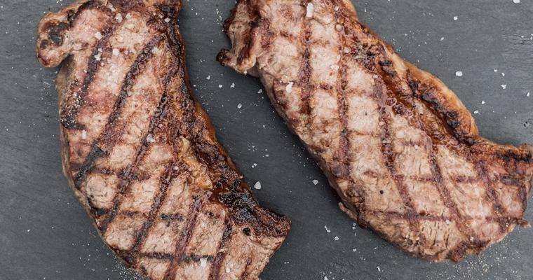Fleisch perfekt zubereiten mit der Rückwärtsgarmethode