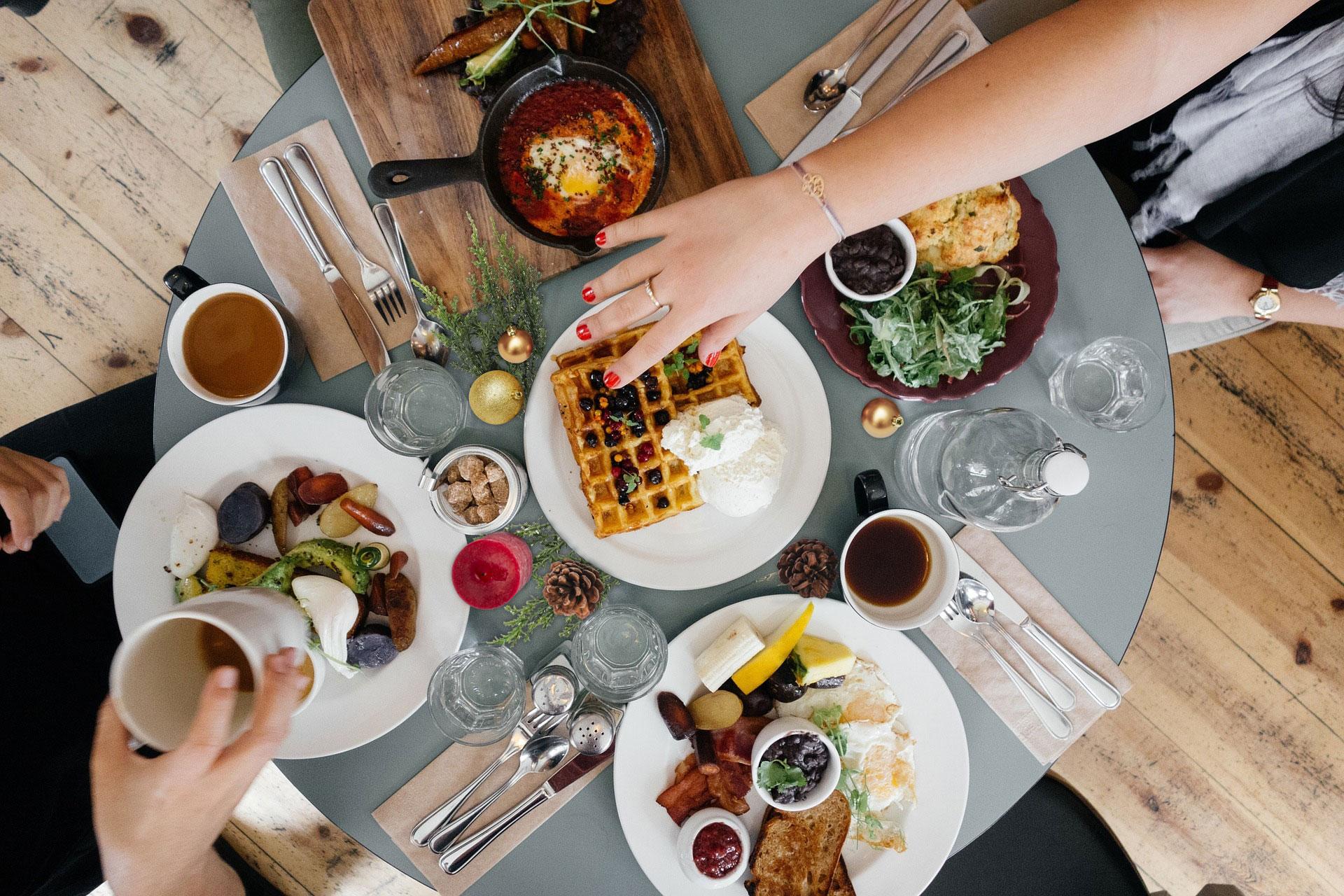 Brunch statt Lunch – gesellige Gemütlichkeit im Advent