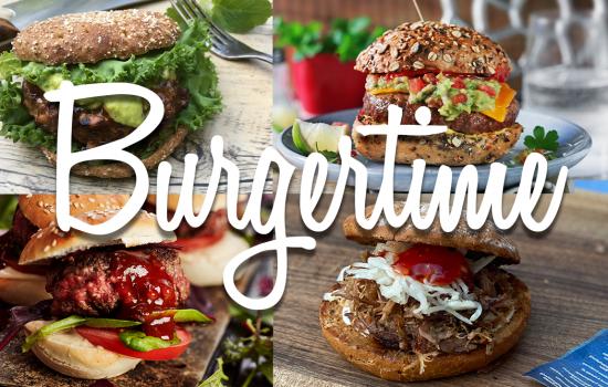 Burger – das Symbol für leckeres Street Food