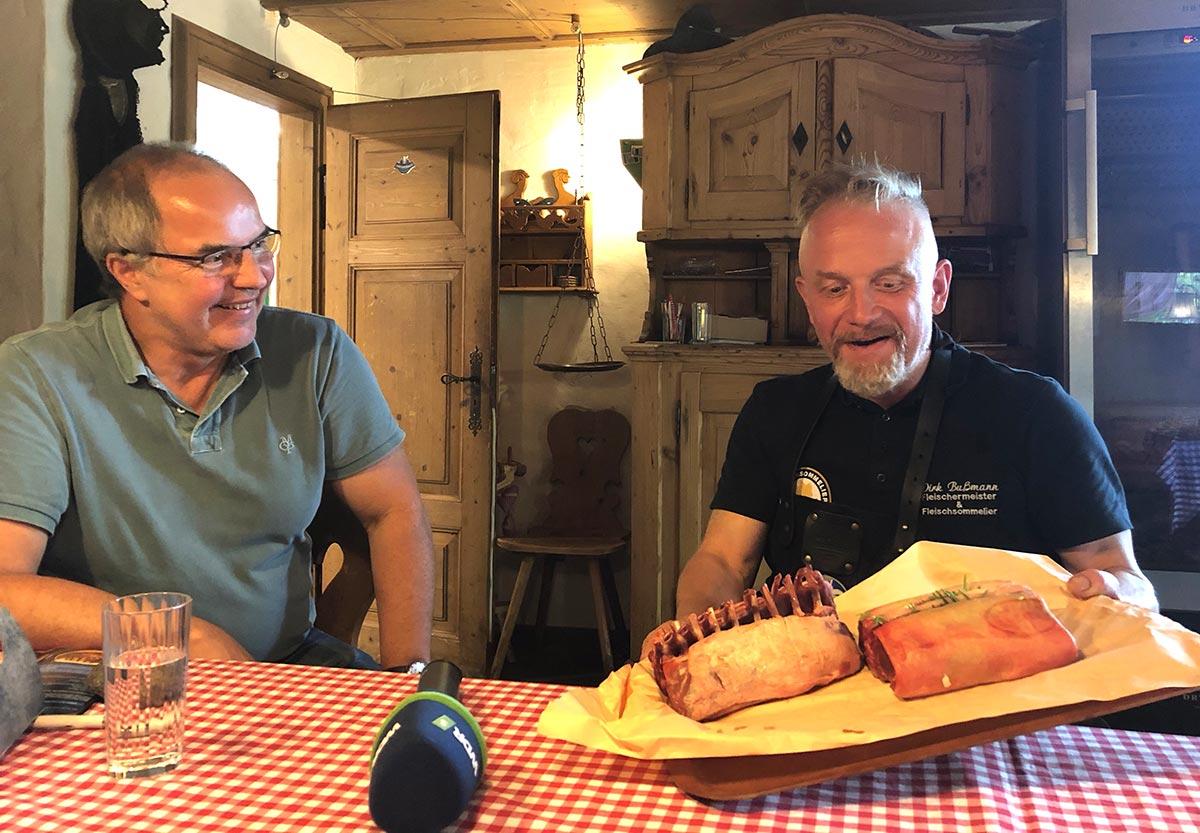 Vikingyr zu Gast bei Helmut Gote WDR5