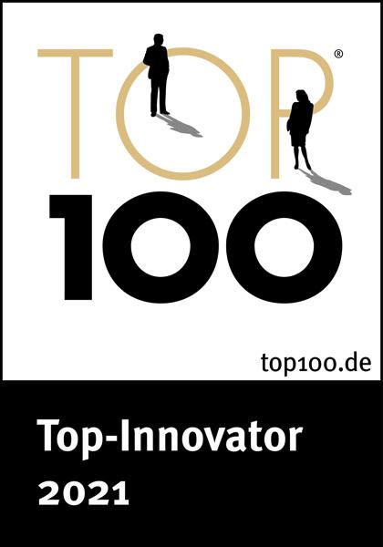 Wir sind TOP-Innovator 2021