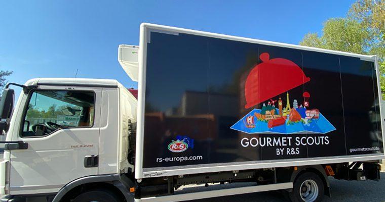 """Chapeau! Unsere erste Range """"Gourmetscouts by R&S"""" kommt in den Handel"""