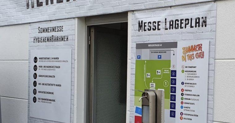 R&S Hausmesse Wendlingen gestartet